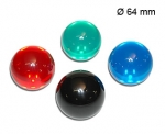 Acrylball Color 64mm/70mm/76mm